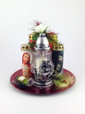 Kerzengesteck Ricorda