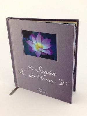 """Buch """"In Stunden der Trauer"""" Gedenkbuch"""